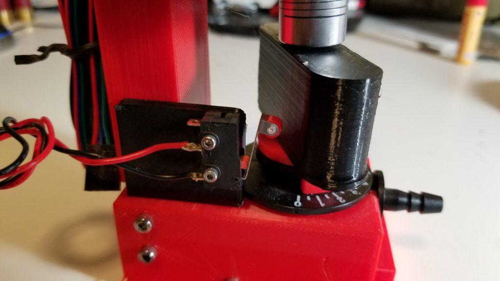 3D Printed Servo Valve Assembly Prototype