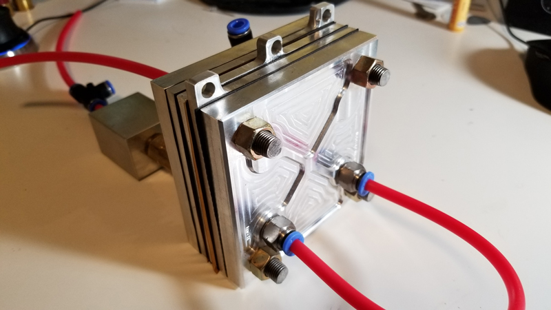 Fuel Cell Stack - PEM Cell