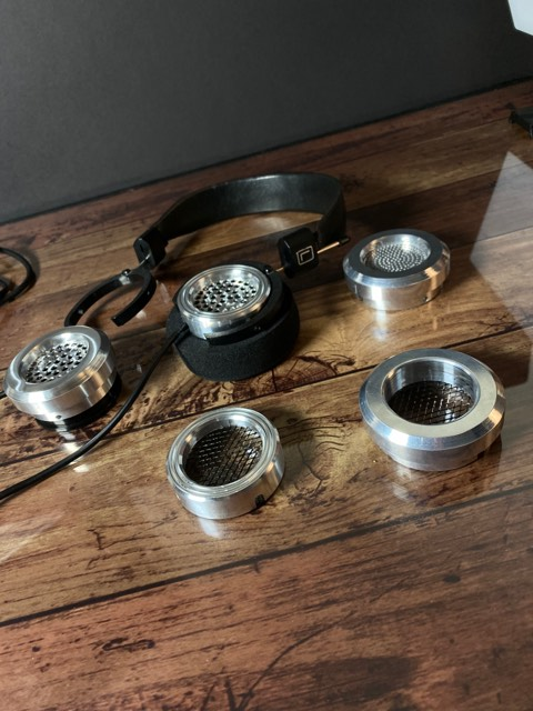 Grado Headphone Billet Cups